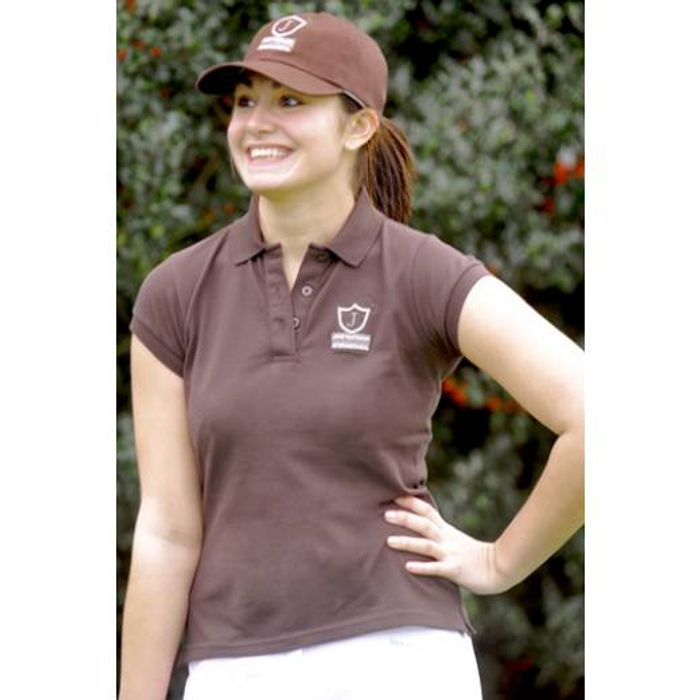 John Whitaker Ladies Emblem Polo Shirt - XSmall