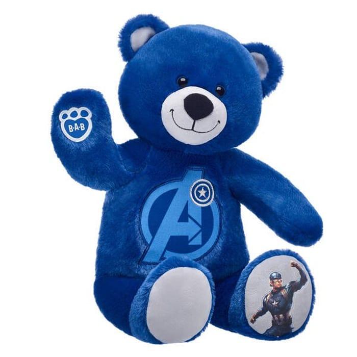 Captain America Bear in Store & Online