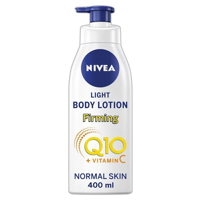 Nivea Q10 Vitamin C Firming Light Body Lotion 400ml