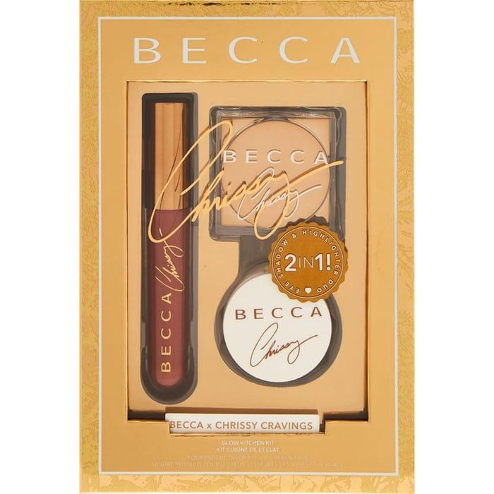 BECCA Four Pack Glow Kitchen Kit