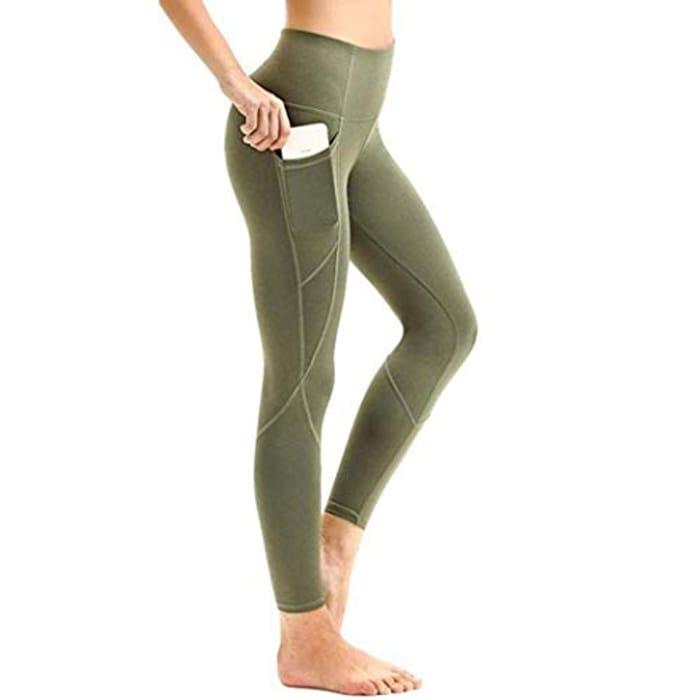 Women Yoga Leggings with Pockets