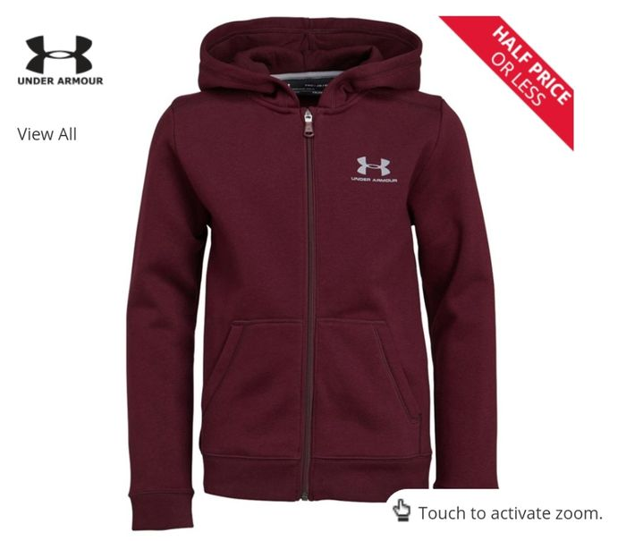 Under Armour Hoodie BETTER Than Half Price
