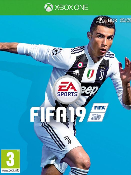 Cheap FIFA 19, Xbox One, Only £16.99