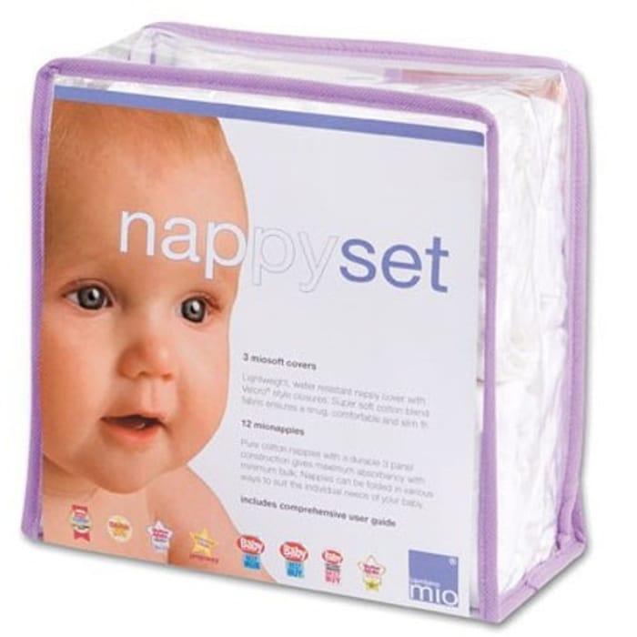 Bambino Mio Nappy Set (Medium) Only £41.95