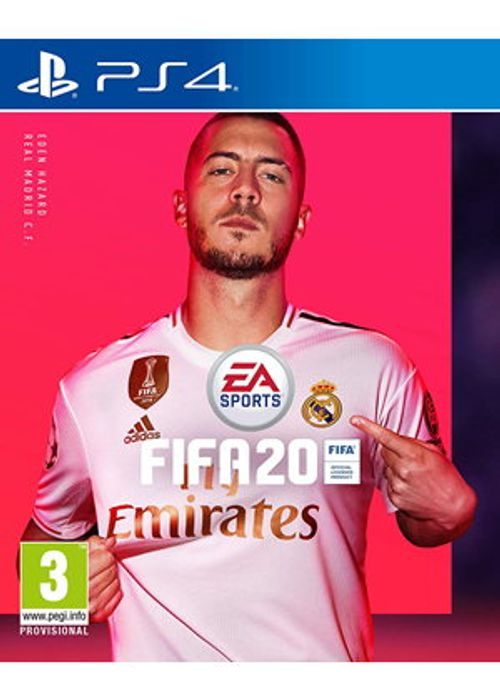 NEW! FIFA 20 (PS4) - OUT FRIDAY - 27th September 2019