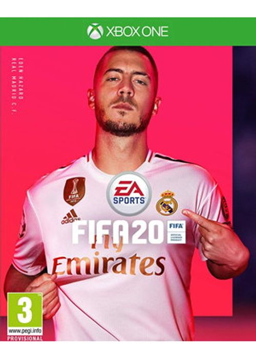 NEW! FIFA 20 (Xbox One) OUT FRIDAY 27th September 2019