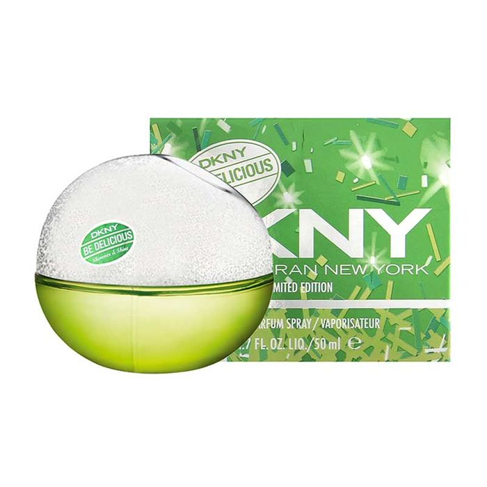 DKNY Be Delicious Shimmer & Shine Limited Edition EDT 50ml