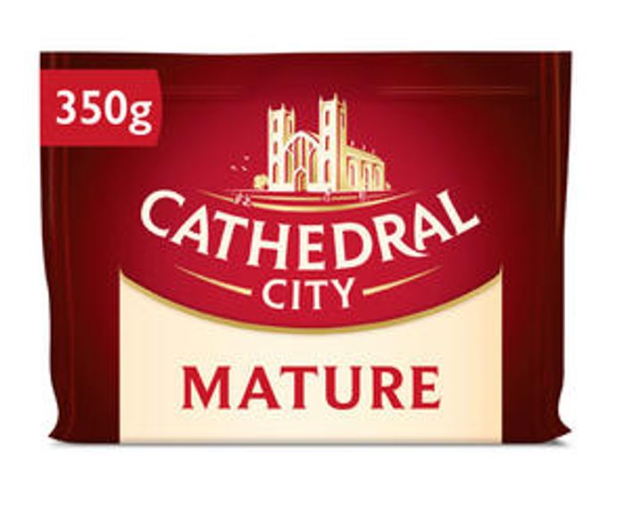 Cathedral City Cheese 350g