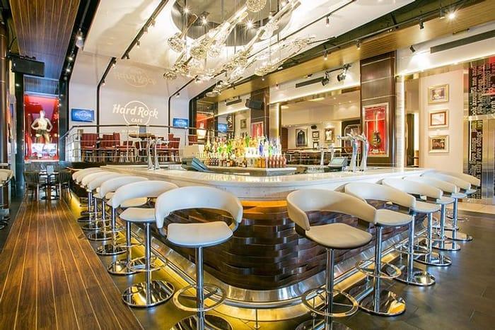 Hard Rock Cafe Barcelona Dining