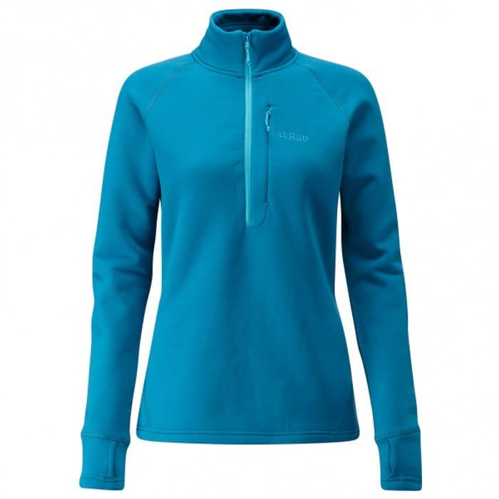 RAB Women's Power Stretch Pro Pull-on Fleece Jacket