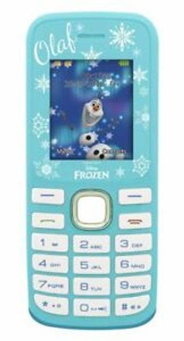 Best Price Sim Free Lexibook Disney Frozen 1.77 Inch 4GB Dual Sim Mobile Phone
