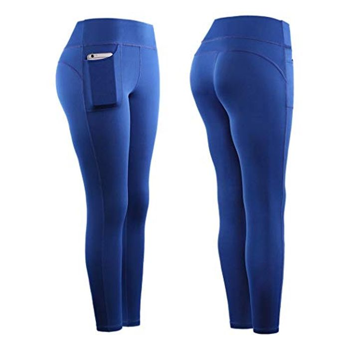 Cheap Women's Yoga Pants with Pockets, £5.39 with Voucher Code