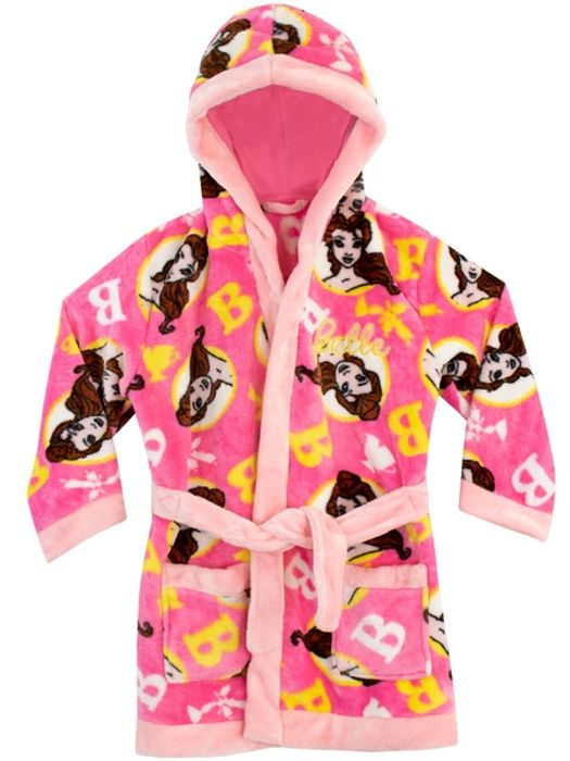 Cheap Beauty and the Beast Dressing Gown Only £5.95