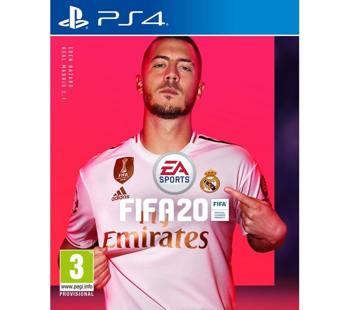 *HALF PRICE* PS4 FIFA 20 Pre-Order Now. Available - 27/09/2019