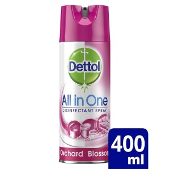 Dettol Disinfectant Spray Orchard 400ml