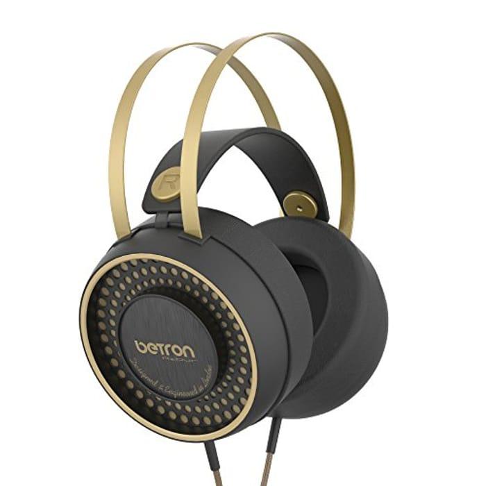 Betron Retro over Ear Headphones