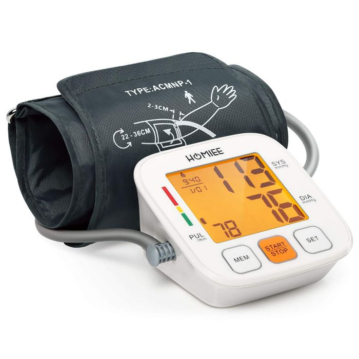 Deal Stack - Blood Pressure Monitor - 30% off + Extra 5%