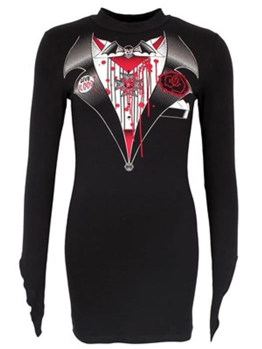 Kreepsville 666 Dracula Dress (Ladies)