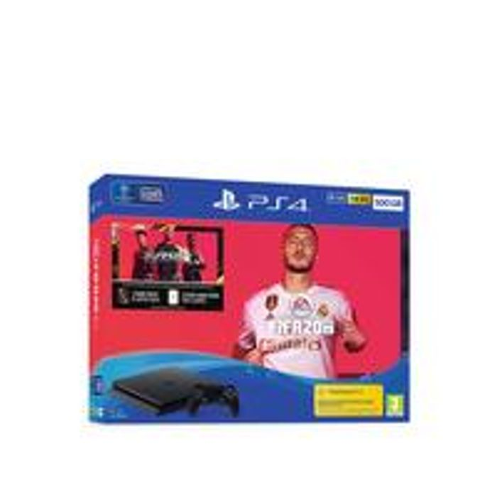 Playstation 4 PS4 500GB FIFA 20 Bundle