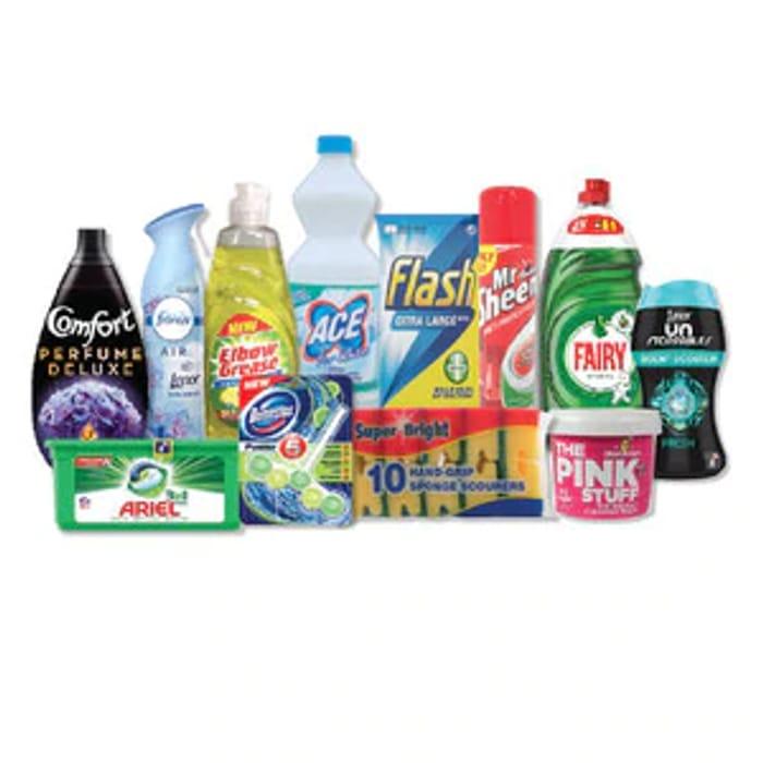 Savers Cleaning Club Bundle