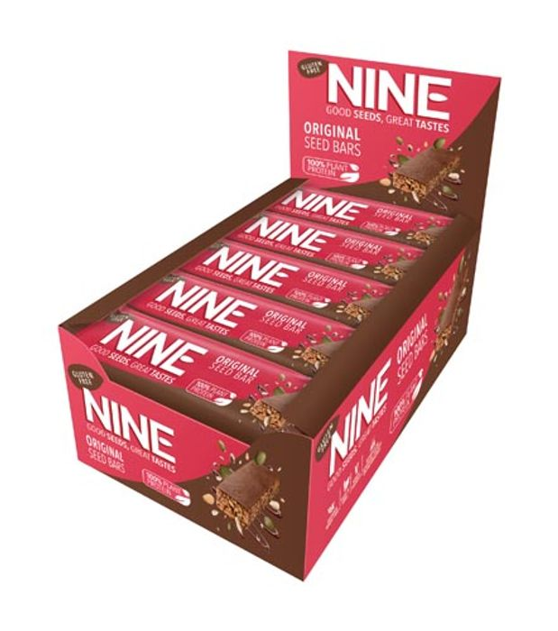 25% off All Flavours of NINE Bars