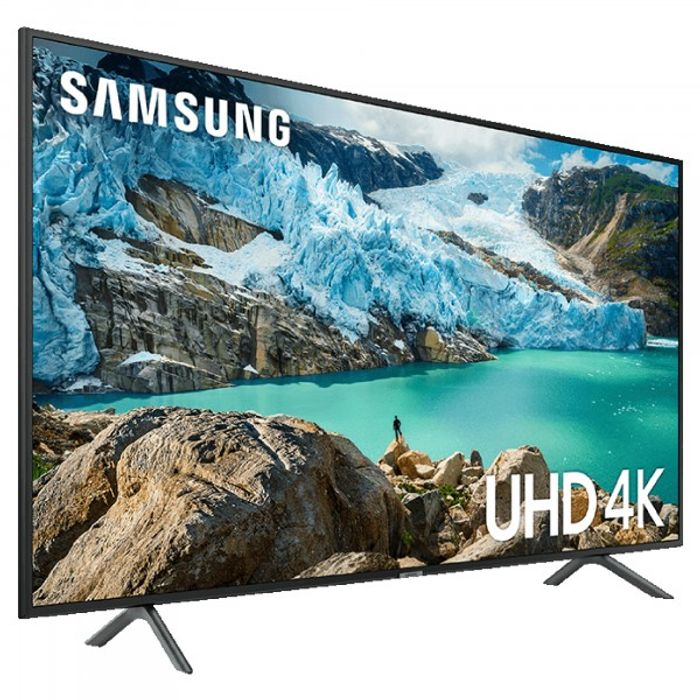 "Samsung 50"" 4K UHD Smart TV with Apple TV £377 with Code"