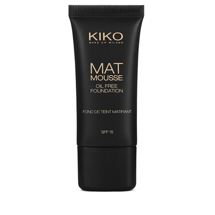 Kiko Mat Mousse Foundation on Sale From £12.99 to £6.5