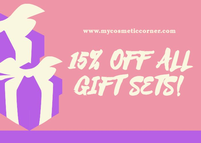 15% of All Gift Sets