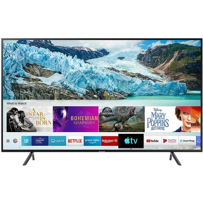 """*FREE FIFA 20* When You Buy Samsung 50"""" Smart 4K Ultra HD TV with Code"""