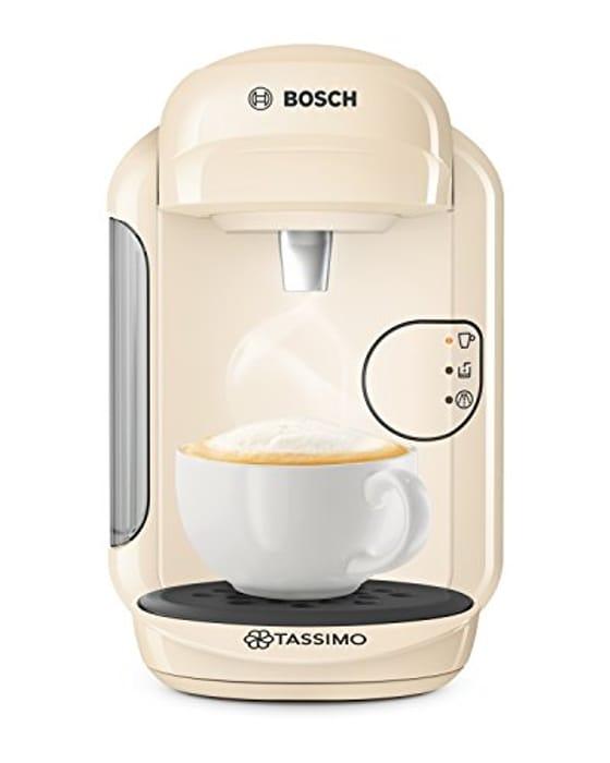 *AMAZON #1 BEST SELLER* Bosch Tassimo VIVY 2 - Coffee Pod Machine