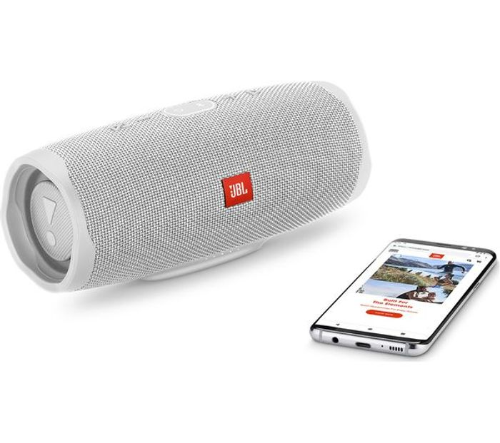 *SAVE £40* JBL Charge 4 Portable Bluetooth Speaker - 5 Colours