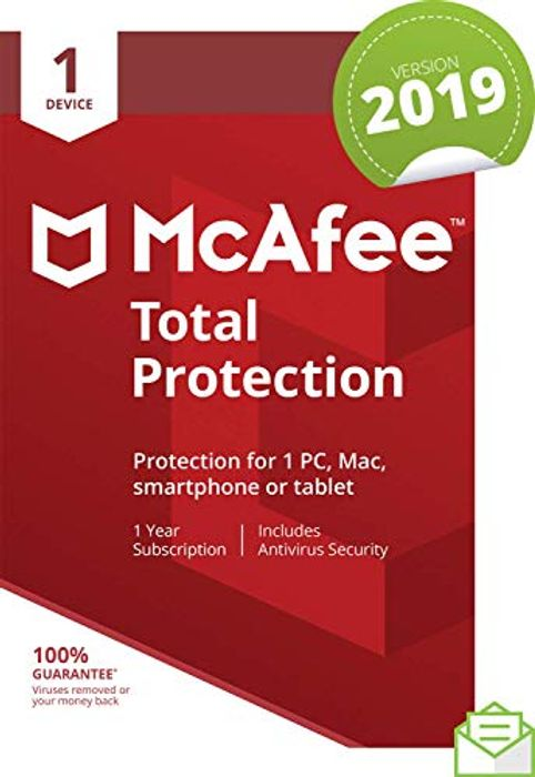 McAfee 2019 Total Protection