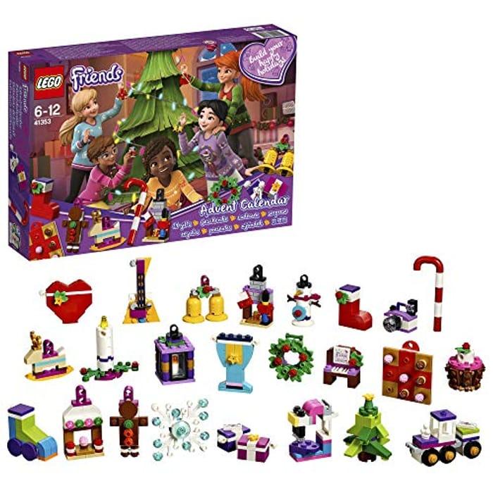 SAVE £5! BUY LAST YEAR'S! LEGO Friends Advent Calendar 2018