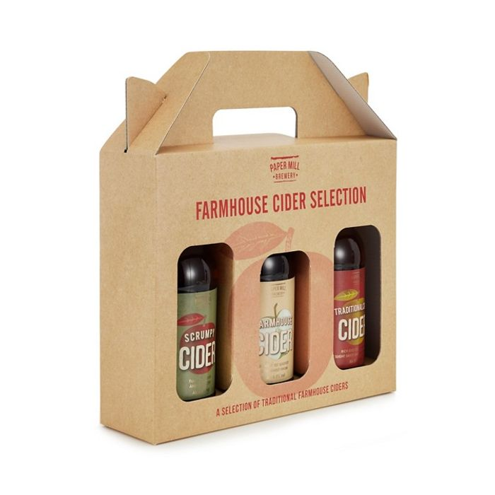 Paper Mill Brewery - Farmhouse Cider Selection