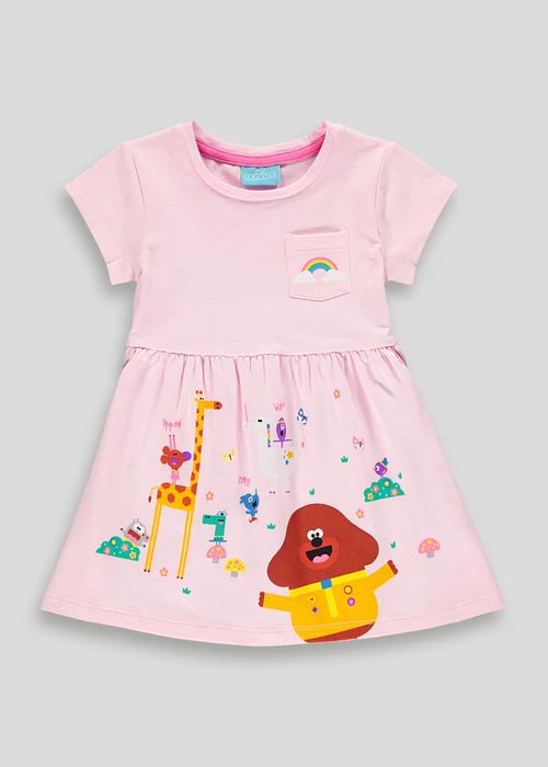 Bargain! Girls Hey Duggee Dress at MATALAN