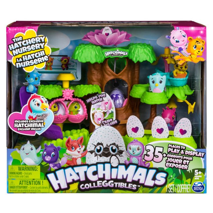 Colleggtibles Hatchery Nursery Playset HALF PRICE