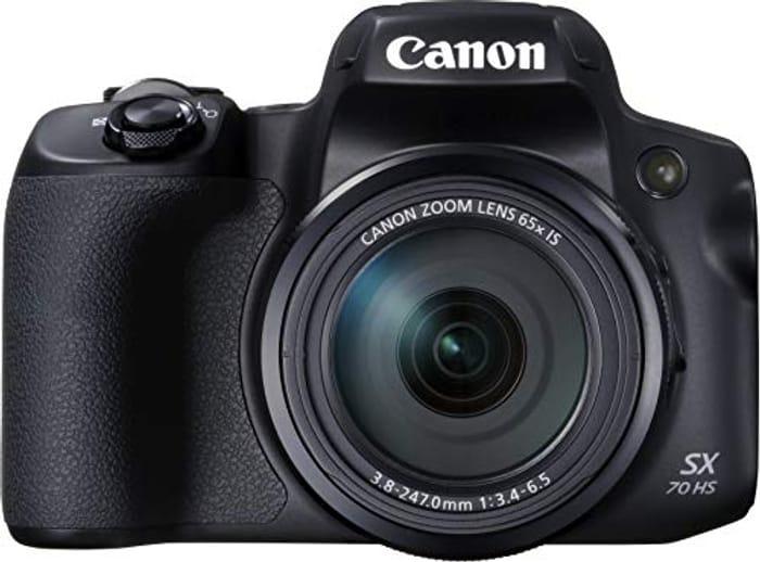 SAVE £100 - Canon PowerShot SX70 HS Camera