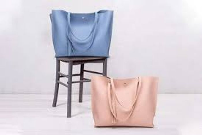 Save 73% on Women's Tote Bag in 7 Colours Sale