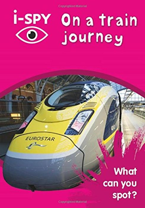 I-SPY on a Train Journey: What Can You Spot?
