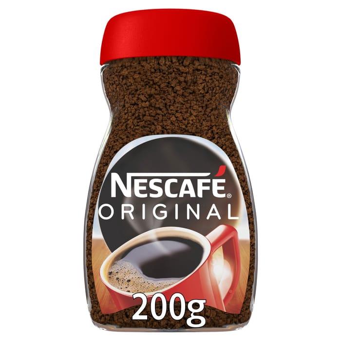 Nescafe Original Instant Coffee 200G