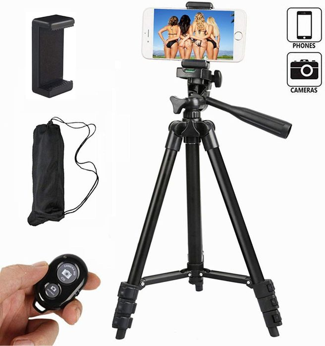 Deal Stack - Phone Tripod - 10% off + Lightning Deal