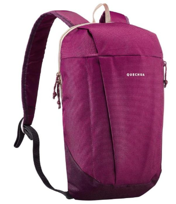 BACKPACK Deal - QUECHUA NH100 10L DARK PURPLE Only £2.49