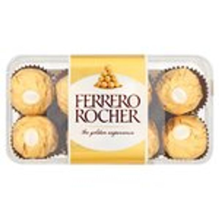 Best Price 3 Boxes of Chocs for £10 Offer (Including Ferrero Rocher 16s)