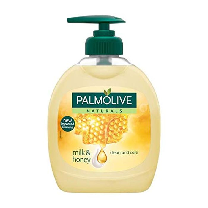 Palmolive Liquid Handwash, Milk and Honey, 300 Ml