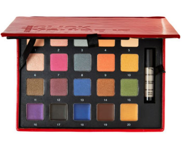SMASHBOX Multicolour Click Your It Holiday Eye Makeup Palette