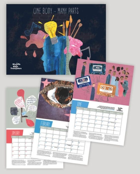 Free 2020 Calender - Choice of 2 Designs