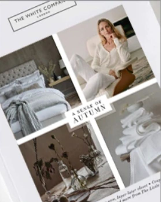 Get A FREE Catalogue From The WHITE COMPANY - By POST