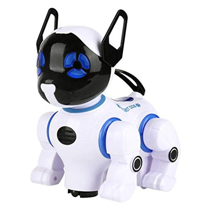 Intelligent Robot Dog Toy 80% off + Free Delivery