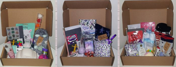 Free Self-Soothe Box for Those Struggling with Mental Health