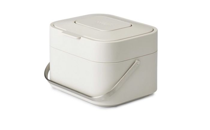 Food Waste Caddy with Odour Filter, Half Price!